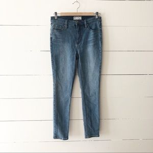 """Free People Jeans - Free People """"Gummy"""" High Rise Skinny Jeans"""